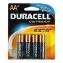 Picture of Duracell Copper & Black AA