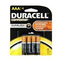 Picture of Duracell Copper & Black AAA
