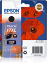 Picture of Epson 17XL Black Ink Cartridge