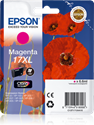 Picture of Epson 17XL Magenta Ink Cartridge