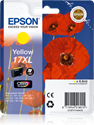 Picture of Epson 17XL Yellow Ink Cartridge