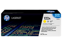 Picture of HP 122A | Q3962A High Yield Yellow Toner Cartridge