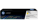 Picture of HP 126A | CE312A Yellow Toner Cartridge