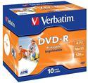 Picture of Verbatim DVD+16x Printable